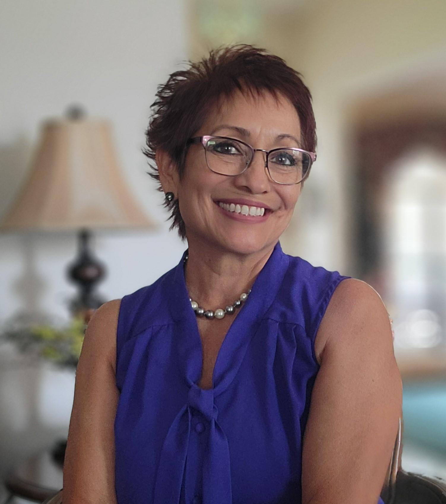 Barbara Markowski Headshot