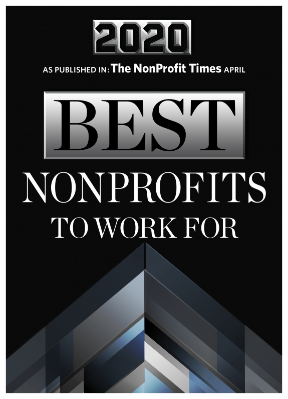 2020 best nonprofits to work for