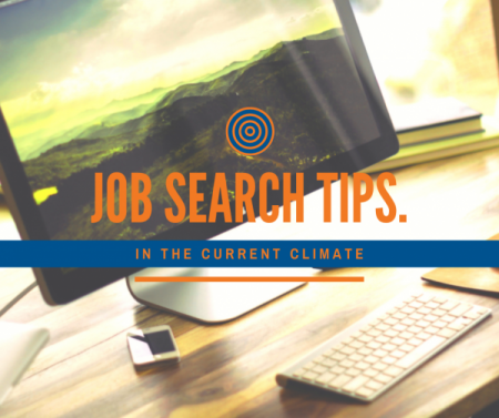 Job Search Tips During the Coronavirus Pandemic