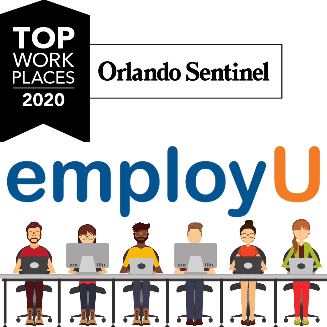 employU Made the Top Workplaces 2020 List!