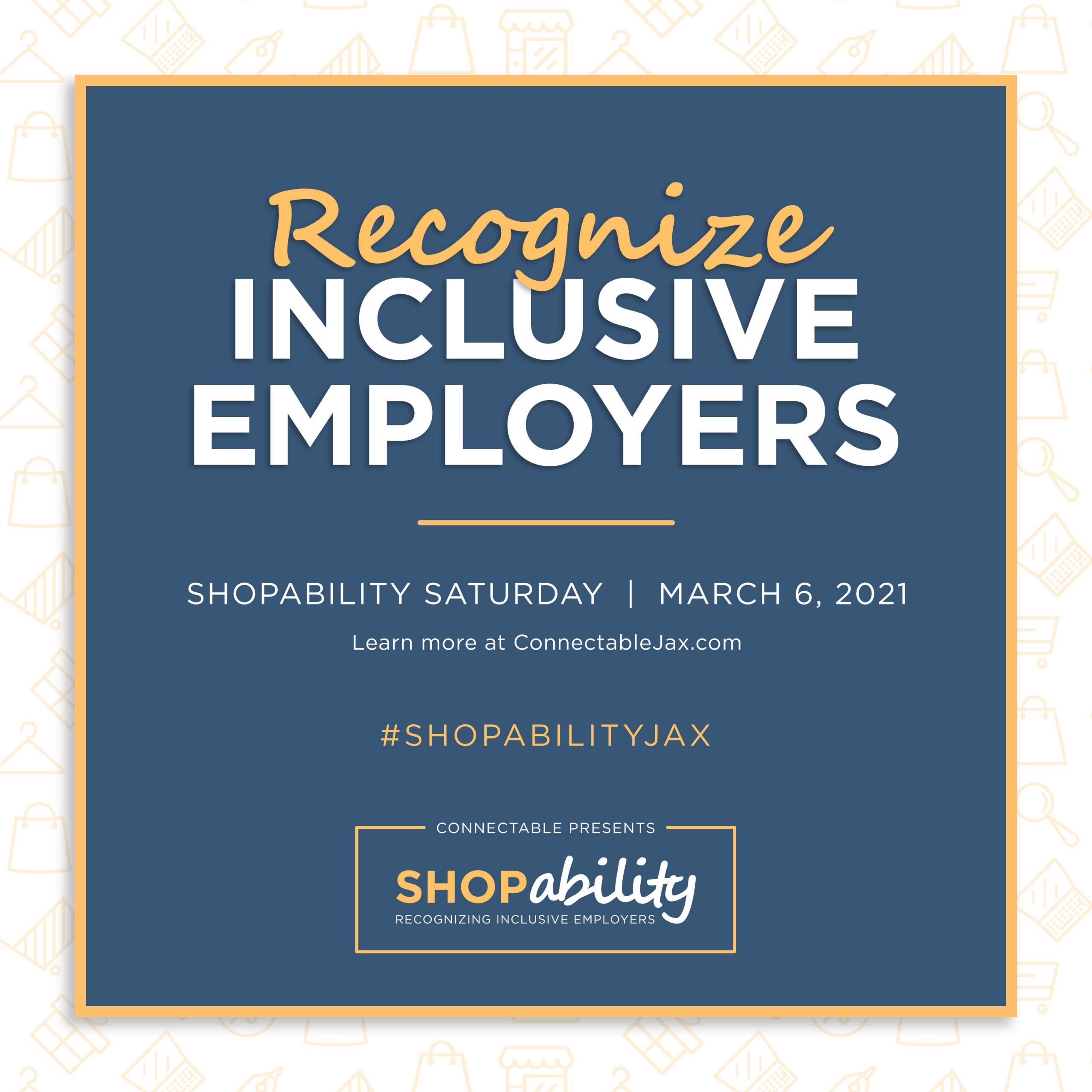 Recognize Inclusive Employers Shopability