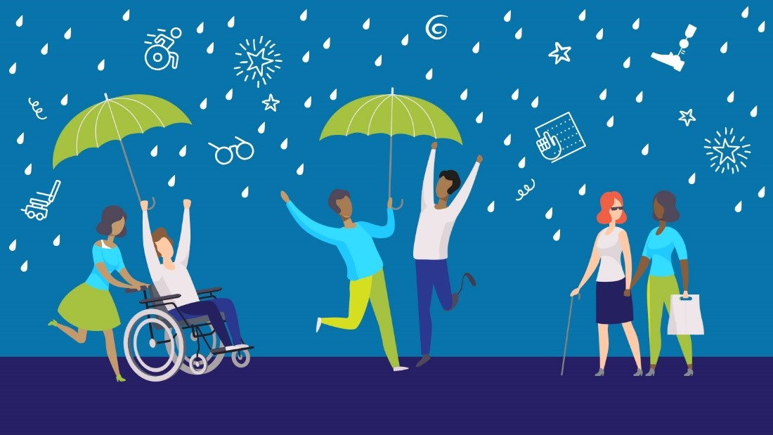 Saving for a Rainy DayNow Possible for Florida's Disability Community Presented By ABLE United