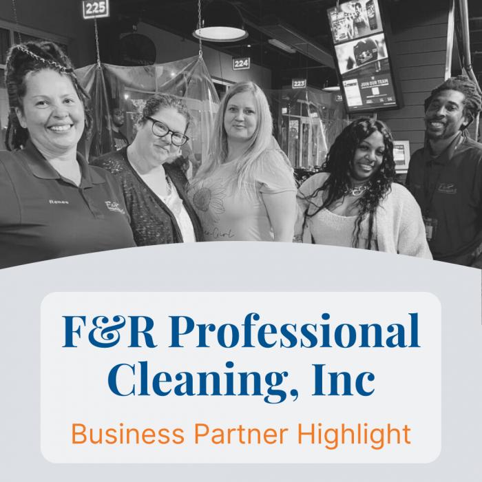 F&R Business Partner Highlight Blog graphic