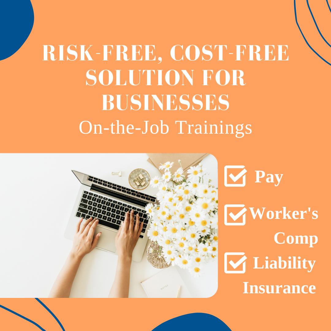 OJT for Businesses