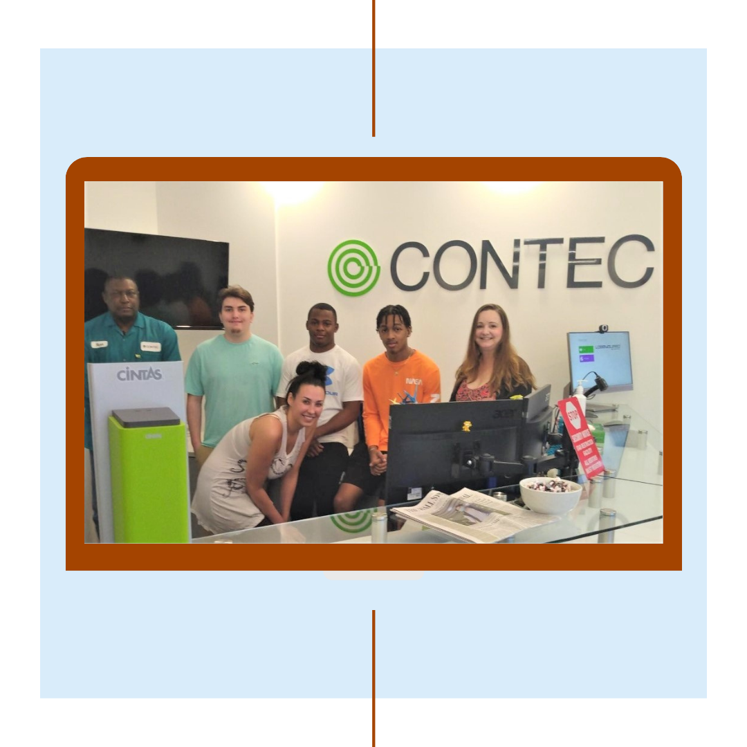 It's a Win-Win With ConTec