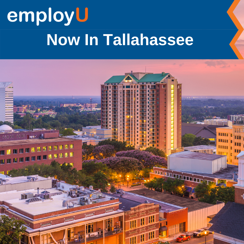 employU Expands Its In-Person Service Area to Tallahassee
